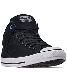 6cd3ac6aed3c Converse Men s Chuck Taylor All Star Street Mid Casual Sneakers From ...