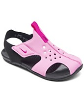 7bc09199d0c8d0 Nike Toddler Girls  Sunray Protect 2 Sandals from Finish Line