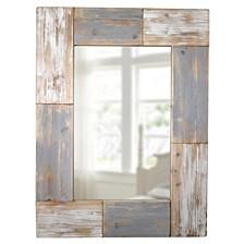 Mason Planks Mirror