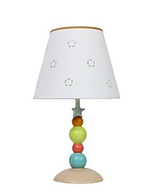 Nurture Star Shade Lamp Base with Shade