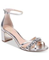 4bff3a6d300 Jewel by Badgley Mischka Giona II Evening Sandals