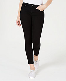 American Rag Juniors' Stretch Ankle Jeans, Created for Macy's