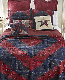 Plymouth Cotton Quilt Collection, Queen
