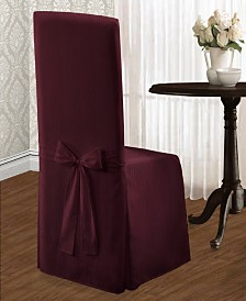 """Metro 19"""" X 18"""" X 39"""" Dining Room Chair Cover"""
