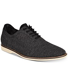 Bar III Men's Dylan Lace-Up Oxfords, Created for Macy's