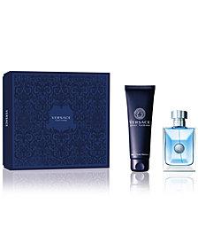 Versace Men's 2-Pc. Versace Pour Homme Gift Set