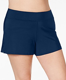 Plus Size Swim Shorts, Created for Macy's