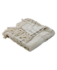 LR Home Gorgeous Decorative Throw Blanket