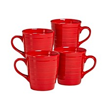 Farmhouse Mugs - Set Of 4