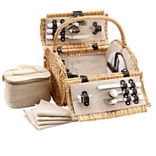 Vines Picnic Basket