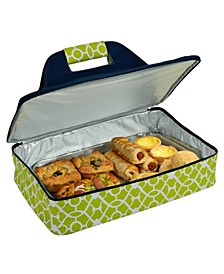 Insulated Food or Casserole Carrier to keep Food Hot or Cold
