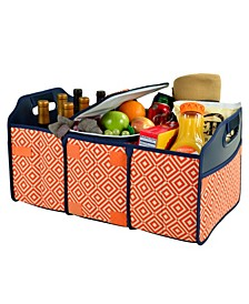 3 Section Folding Trunk, Tailgate, Shopping Organizer and Cooler