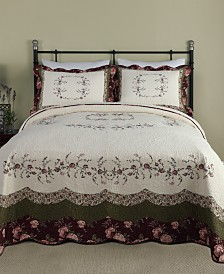 Modern Heirloom Brooke Bedspread-King