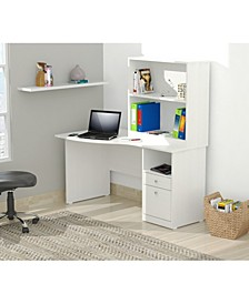 Laura Curved Top Desk