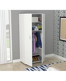 Two Door Wardrobe/Armoire