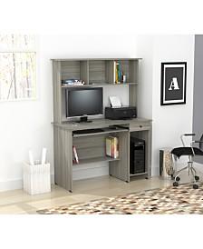Inval America Desk Hutch