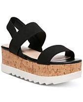 4321582346a2 Madden Girl Simonee Flatform Sandals