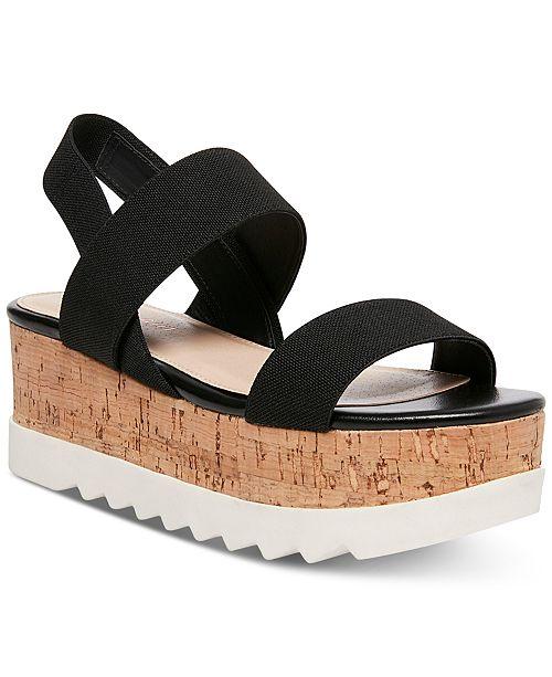 Madden Girl Simonee Flatform Sandals & Reviews Sandals