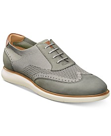 Florsheim Men's The Fuel Wingtip Knit Oxfords