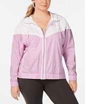 efefe1bca9b Nike Plus Size Sportswear Windrunner Jacket