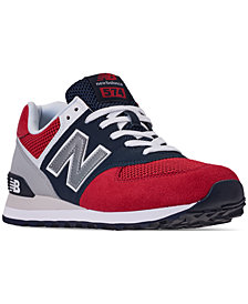 New Balance Men's 574 Varsity Sport Casual Sneakers from Finish Line