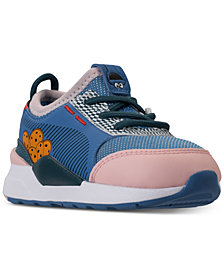 Puma Toddler Boys' RS-0 WTR Sesame Street 50 Casual Sneakers from Finish Line
