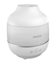 HoMedics™ TotalComfort™Cool Mist Ultrasonic Humidifier - 360° Mist Nozzle and Essential Oil Tray