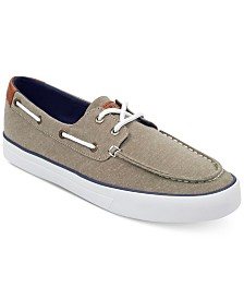 Tommy Hilfiger Men's Petes Boat Shoes