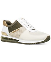cb9cfbd409a7 MICHAEL Michael Kors Allie Trainer Extreme Sneakers
