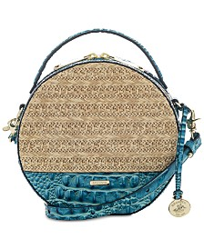 Brahmin Lane Leather Crossbody