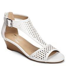 Aerosoles Sapphire Wedge Sandals