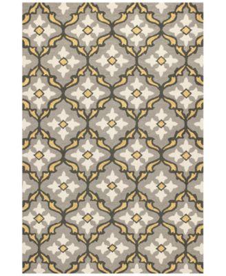 Harbor Mosaic 2' x 3' Indoor/Outdoor Area Rug