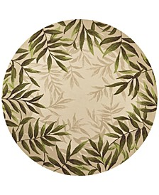 "Harbor Nature 4225 Sand 7'6"" Indoor/Outdoor Round Area Rug"