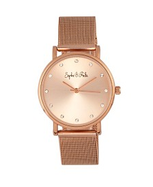 Sophie and Freda Quartz Savannah Alloy Watches 32mm