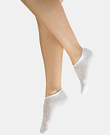 6-Pk. No Slipping No Sliding Microfiber Liner Socks