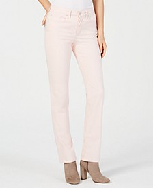 Petite Lexington Straight-Leg Jeans, Created for Macy's