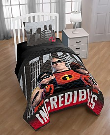 Disney/Pixar The Incredibles Racing Twin Quilt