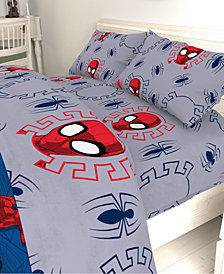 Spiderman 3-Pc. Twin Sheet Set