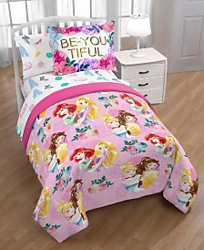 Disney Princess Princess Sassy Twin Bed in a Bag