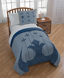 Classic Twin Quilt
