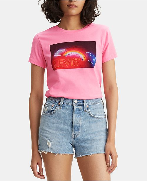 Levi's The Perfect Graphic T-Shirt
