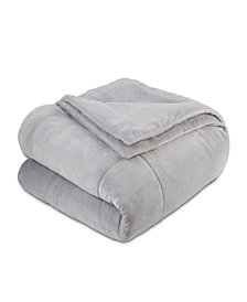 Vellux Luxury Plush Twin Blanket