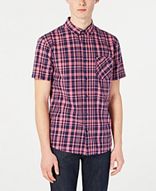 Men's Sanford Plaid Shirt