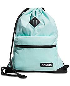 adidas Classic Three-Stripe Sackpack