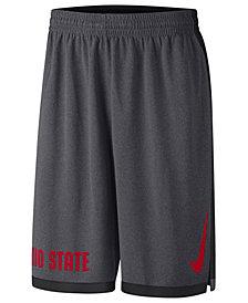 Nike Men's Ohio State Buckeyes Dribble Drive Shorts