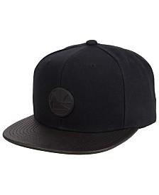 Mitchell & Ness Golden State Warriors Matte Lux Snapback Cap