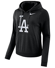 Women's Los Angeles Dodgers Club Pullover Hoodie