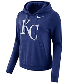 Nike Women's Kansas City Royals Club Pullover Hoodie
