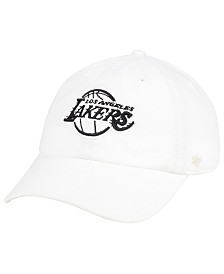 '47 Brand Los Angeles Lakers CLEAN UP Cap