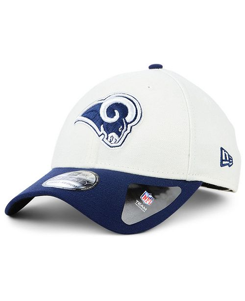 New Era Los Angeles Rams New Team Classic 39THIRTY Cap - Sports Fan ... 81de3485f